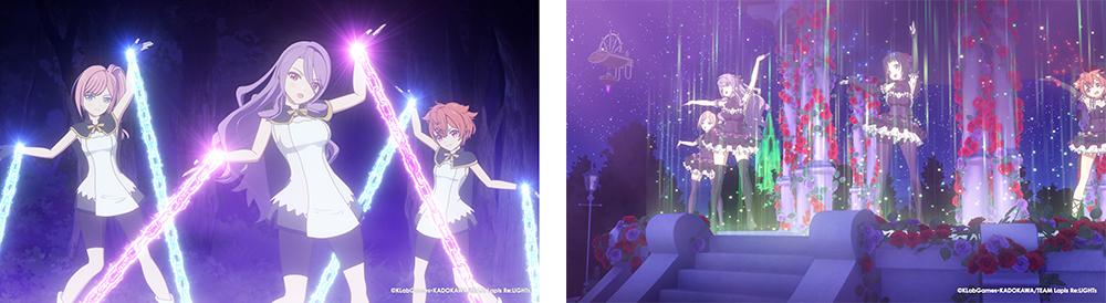 『ラピスリライツ』IV KLORE「Midnight Sapphire」