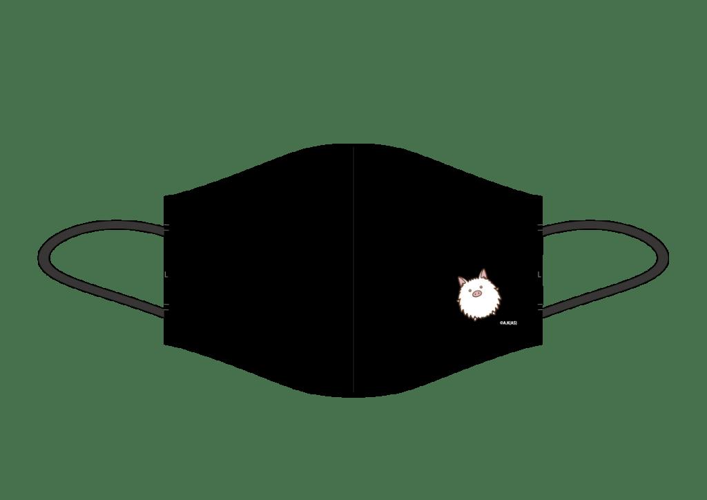 『薔薇王の葬列』新作グッズ:マスクカバー