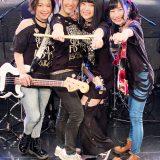 『ガールズフィスト!!!!』配信ライブ「RAISE YOUR FIST!!!!」12/5開催!