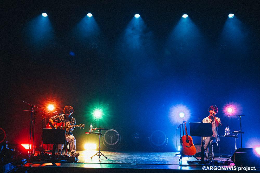 アルゴナビス Acoustic Tour 2021 -Spring Session-ツアーファイナル東京公演