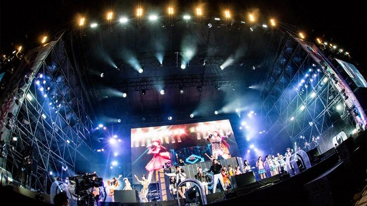 D4DJ D4 FES. -Be Happy- REMIX オフィシャルレポート!110曲以上 史上最大規模の野外ライブ!