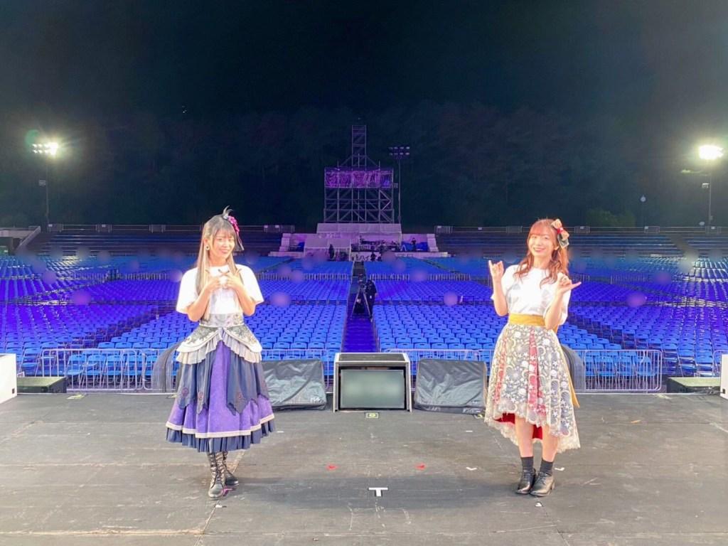 劇場版「BanG Dream! FILM LIVE 2nd Stage」舞台挨拶