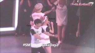 Seohyun Donghae Siwon BONUS EXSEO Moment @ SMTOWN Osaka 2015.mp4_000150927