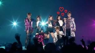 SNSD TTS & EXO - DJ got us fallin' in love @ smtown live 3 tokyo Oct 26, 2012 GIRLS' GENERATION HD - YouTube.MP4_000238962