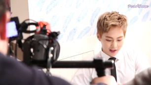 [ENGSUB] Jimin (AOA) ft. Xiumin (EXO) - Call You Bae (야 하고 싶어) MV making_00_02_15_01_405