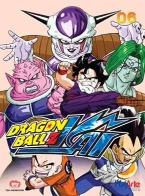 Assistir Dragon Ball Kai Dublado HD Online