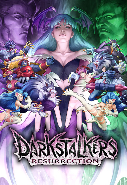 Darkstalkers_Resurrection