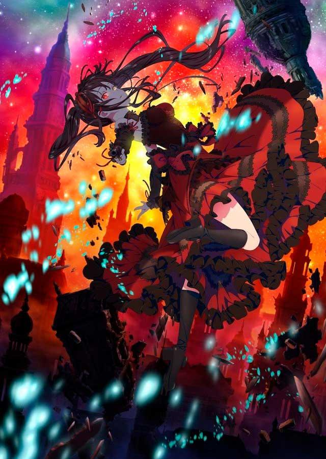 date-a-bullet-ova-palicula-anime-pelicula