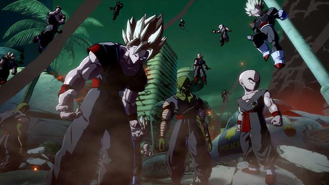 dragon-ball-fighterz-historia-modo-clones