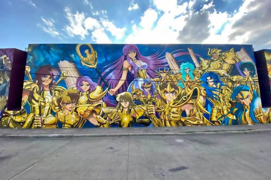 mural-caballeros-del-zodiaco-mexico