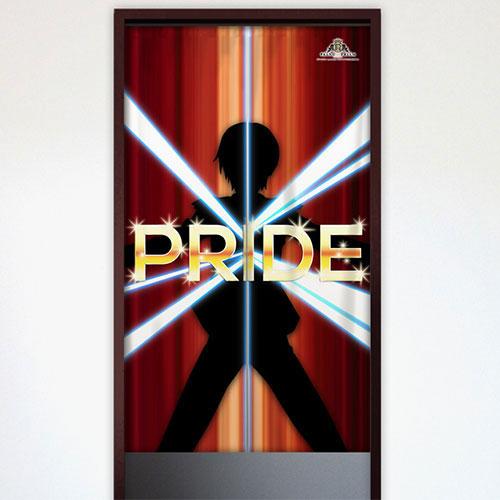 あみあみ新着!KING OF PRISM のれん(PRIDE) グッズ新作速報