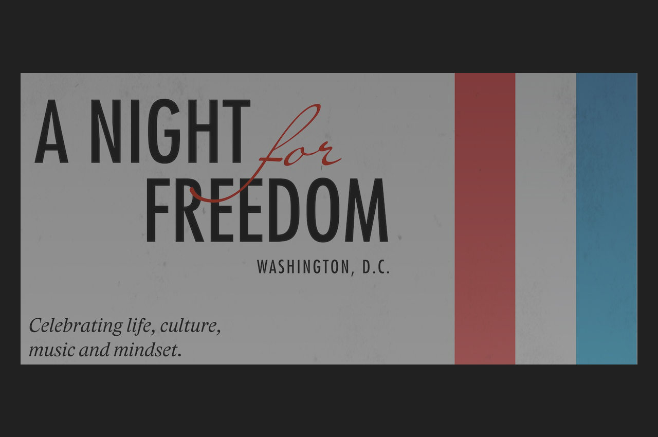 A Night for Freedom is organized by author, journalist and fillmaker Mike Cernovich to create an opportunity to socialize and party with open-minded people.