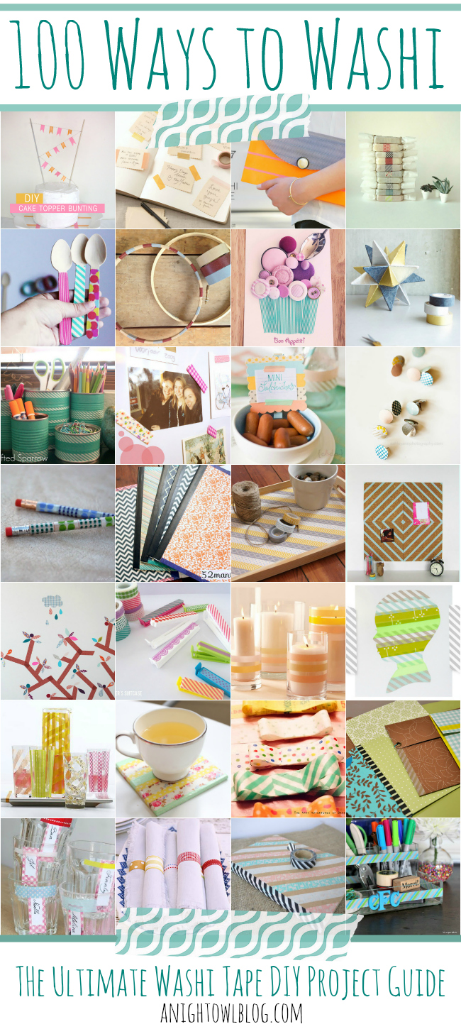 Image result for 100 ways to washi