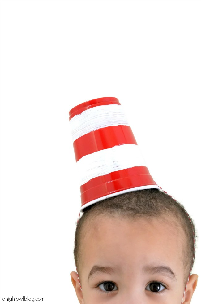 Cat In The Hat Party Hat A Night Owl Blog