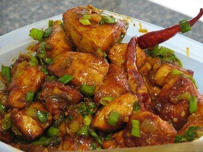 Garlic & Chilli Chicken