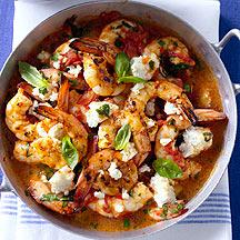 Garlic & Chilli Prawn