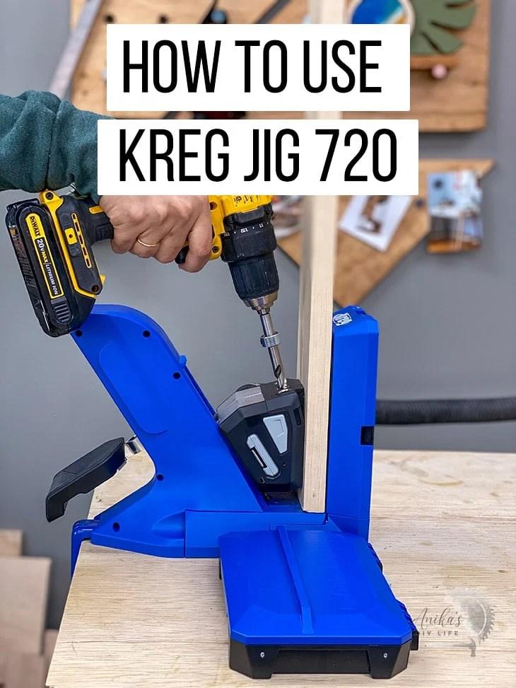 Kreg Pocket Screw Jig : pocket, screw, Review, Step-By-Step, Anika's