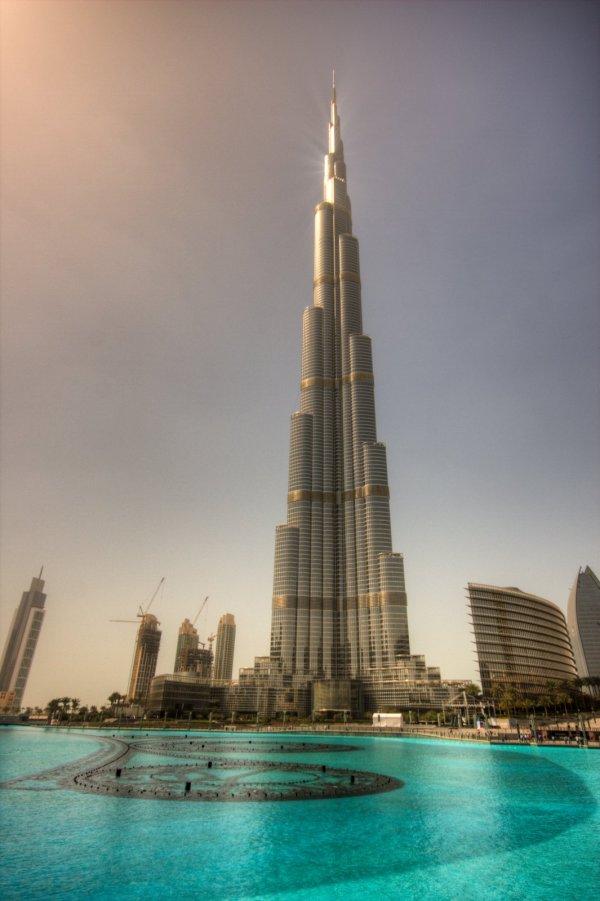 Interesting Facts Burj Khalifa Anil Blon