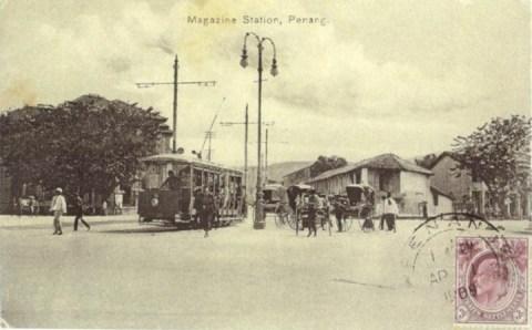 Magazine Station