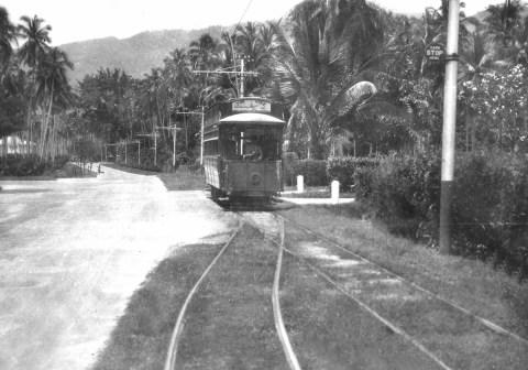 tram near Penang Hill