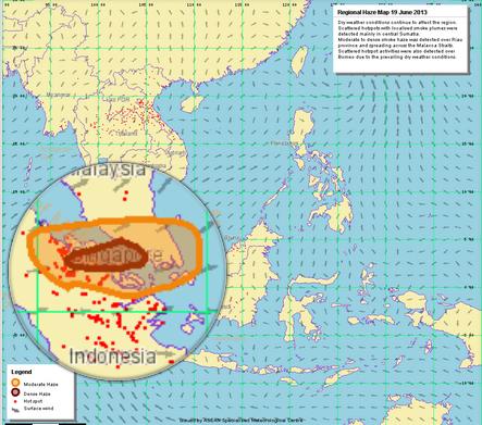 Image: Asean haze action online