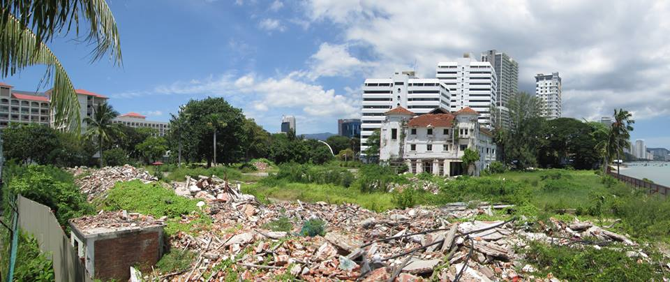 Photograph: George Town Heritage Action