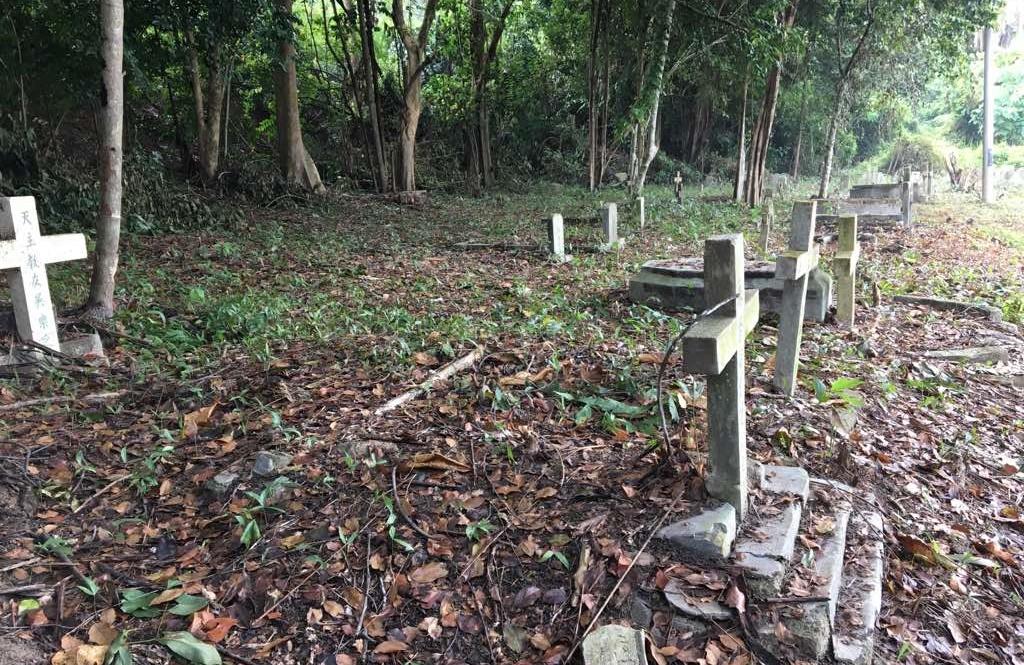 Kết quả hình ảnh cho Pulau Jerejak ghost