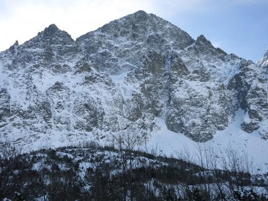 Malý Kežmarský štít (2514m)