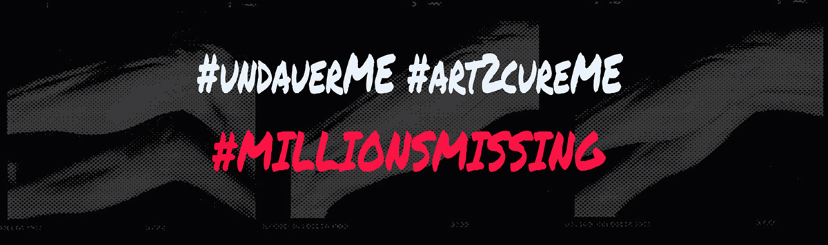#undauerME #art2cureME 2017