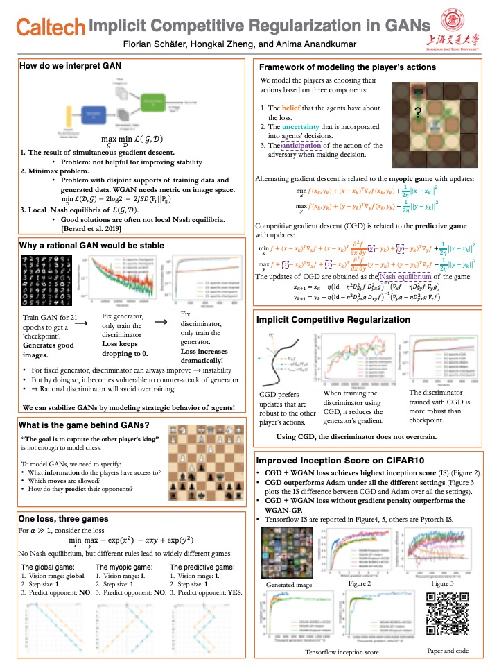 Implicit Competitive Regularization-poster-revised (2)