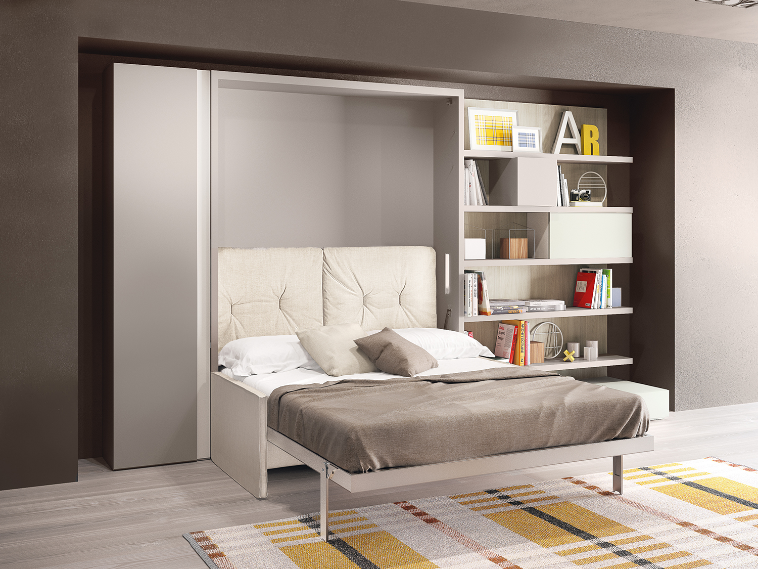 clei sofa bed modern sleeper sofas for small spaces penelope wall with by anima domus