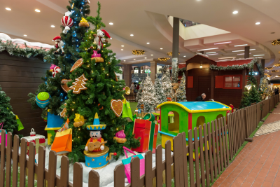 DECO NATAL - FORUM ALGARVE