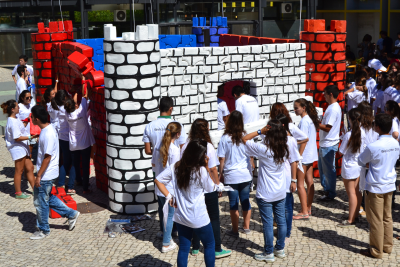 TEAM BUILDING, JOGO DO CASTELO - L'ORÉAL
