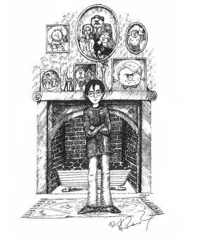 Harry e os Dursleys