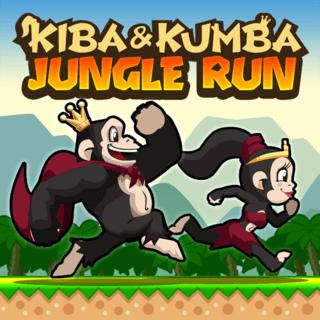 JungleRun!! animal-quiz.com