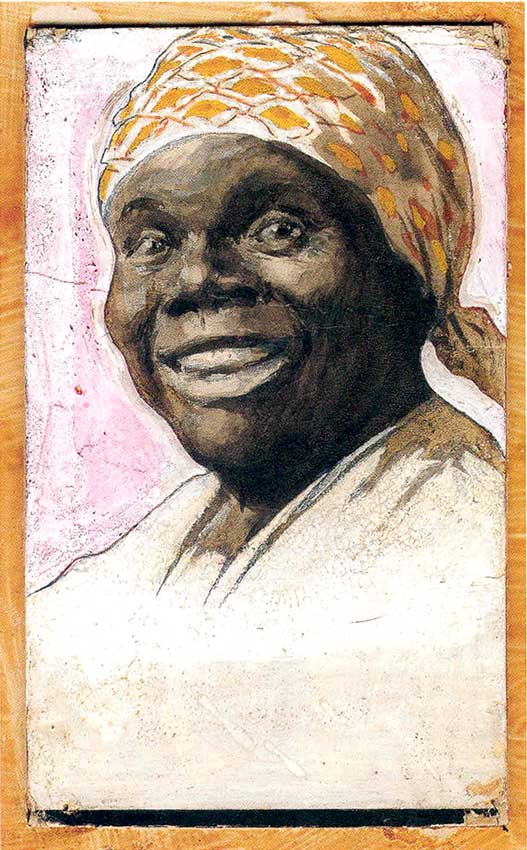 Primera imagen de Aunt Jemima. Foto: Wikimedia Commons