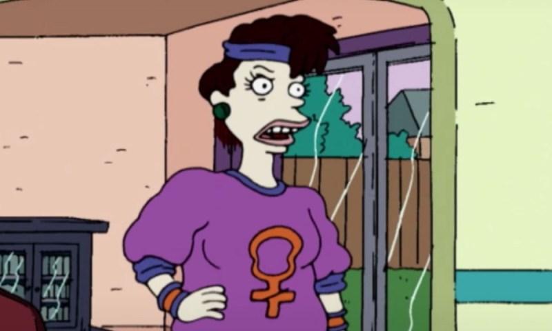 Eso, mamona! Betty será abiertamente lesbiana en el 'reboot' de Rugrats