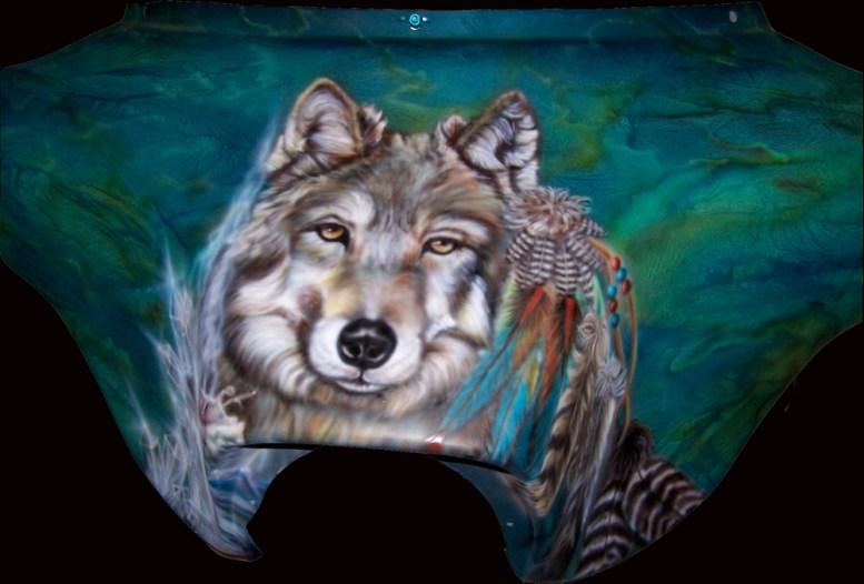 Wolf Fairing