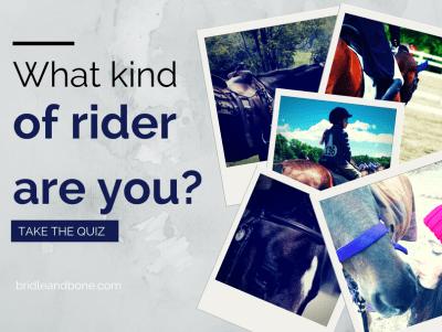 Horse Rider Quiz