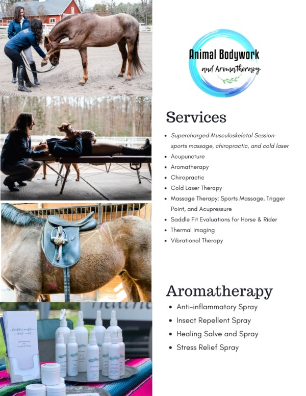 Animal Bodywork Services