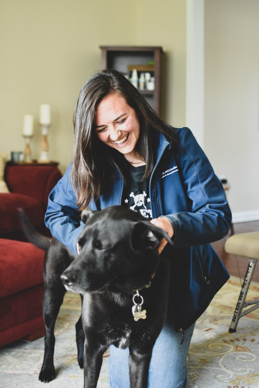 Dr. Madelyn Rauch Chiropractor Animal Bodywork
