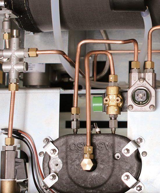 Máquina de café. Disminuye tu consumo eléctrico. -Parte 1