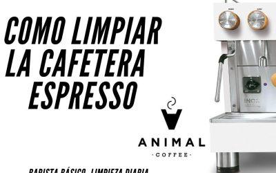 Como limpiar la cafetera espresso – Rápido y fácil