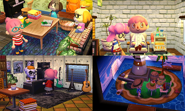 Get Some Design Inspiration For Your Animal Crossing Happy Home