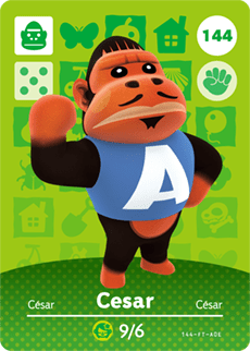 amiibo_card_AnimalCrossing_144_Cesar