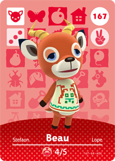 amiibo_card_AnimalCrossing_167_Beau