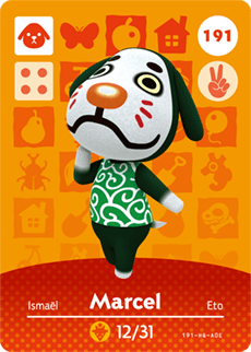 amiibo_card_AnimalCrossing_191_Marcel