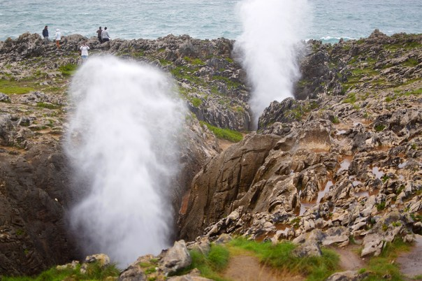 Dos de los bufones de Arenillas Asturias