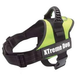Arnés Xtreme Dog Verde Neon