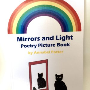 Mirrors and Light Picture Book Cover